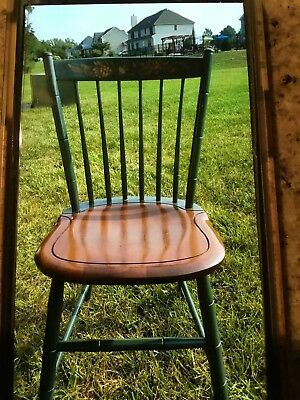 antique Hitchcock chairs Set of 6