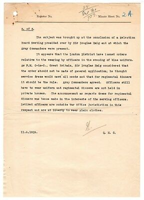 Letter Sent to & Owned by Winston S. Churchill w/ Notations in Churchill's Hand