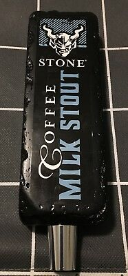 Stone Brewery Coffee milk Stout Tap Handle