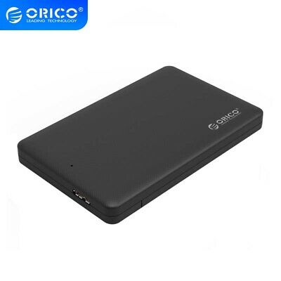 "ORICO 2.5"" Hard Drive Enclosure SATA to USB 3.0 HDD Case for Seagate WD 1TB 2TB"
