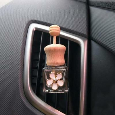 Home Car Hanging Air Freshener Perfume Fragrance Diffuser Empty Bottle Favor