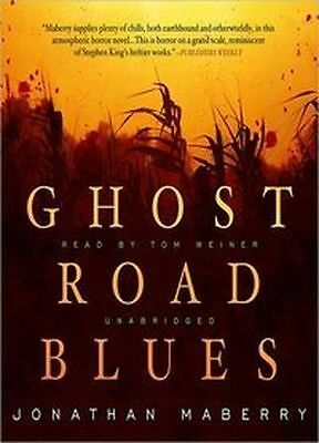 Jonathan MABERRY / GHOST ROAD BLUES      [ Audiobook ]