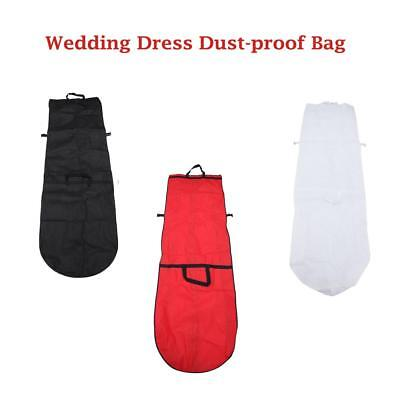 Large Wedding Dress Bridal Gown Garment Dustproof Breathable Covers Storage Bag