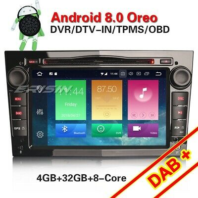 dab autoradio for opel vivaro astra h corsa c meriva. Black Bedroom Furniture Sets. Home Design Ideas