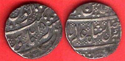 French India Silver One Rupee  1800 Bengal presidency  RARE