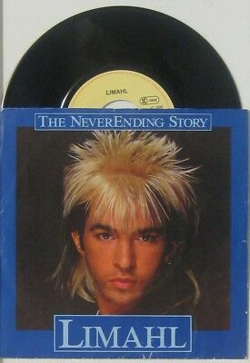 "Limal the never ending story ( die unendliche Geschichte Soundtrack ) 7"" 45"