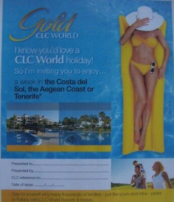 Holiday voucher 1 week up to 6 people in  Costa del sol. Tenerife, Aegean coast