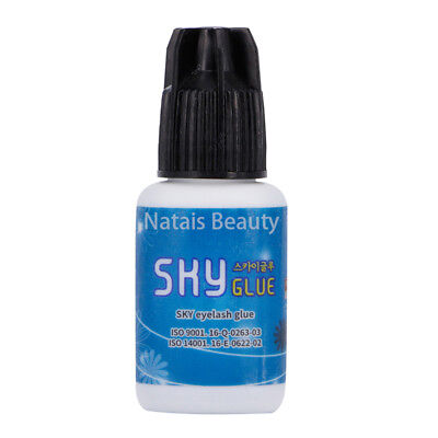 Sky S Plus Glue for Eyelash Extension Hold 6 to 7 Weeks Fast Drying