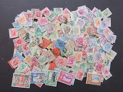 HONG KONG - VINTAGE EARLY COLLECTION IN ENVELOPE - FEW 100s