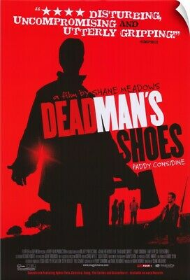 Wall Decal entitled Dead Mans Shoes (2004)