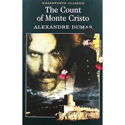 The Count Of Monte Cristo - Wordsworth Classics (Paperback), Books, Brand New