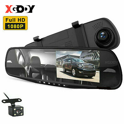 FHD 1080P 2 in 1 Car DVR Dash Cam Video Recorder Radar Speed Detector Camera UK