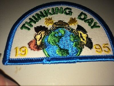 Girl Guides / Scouts Thinking Day 1995