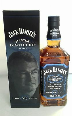 Jack Daniel's Master Distiller Series No. 6 Tennessee Whiskey 700ml