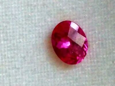 Spinelle naturel rose 1.9 carat  Gisement de Luc Yen (Vietnam)