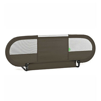 Baby Home Side Bed Rail in Brown