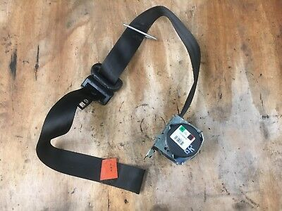08 Ford Fiesta ST mk6 2.0 front driver right off side seat belt 2S5AB61294DA