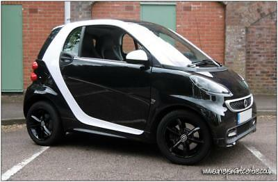Smart Fortwo Grandstyle Coupe (2014/64) ( 84bhp )