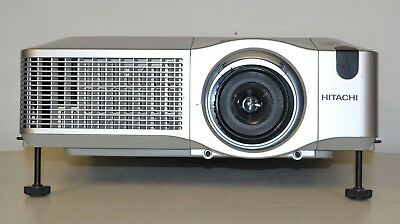 Hitachi CP-X505 MultiMedia LCD Projector With 1542 Used Lamp Hours