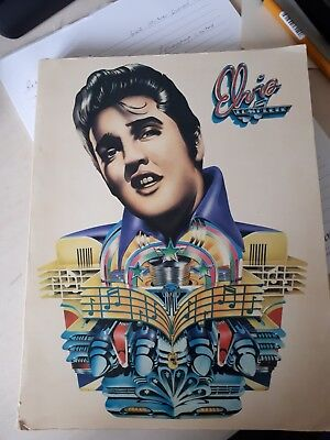 The Elvis Presley Complete Music Book 1974 - Rare Book