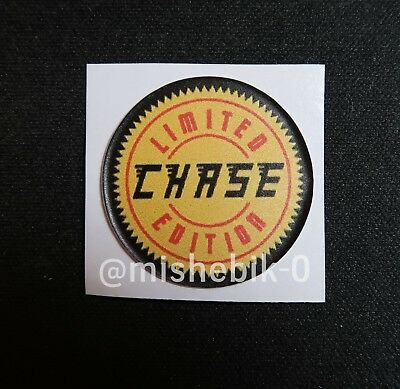 Chase Exclusive - Funko Pop Sticker Replacement