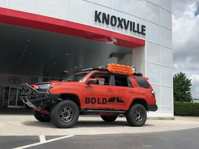 2015 Toyota 4Runner TRD Pro 2015 Toyota 4runner TRD Pro Supercharged Expedition Rig