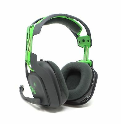 Astro Gaming A50 Wireless Headset Dolby 939-001517 Black/Green PLEASE READ