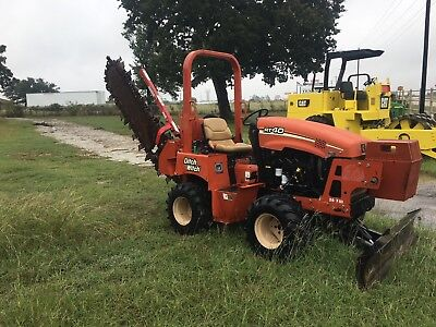 Ditch Witch RT40 4x4 Trencher