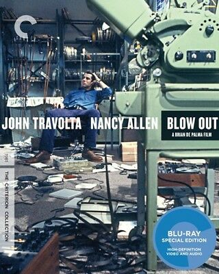 Blow Out [Criterion Collection] (Blu-ray Used Very Good)