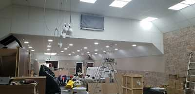 suspended ceiling fitting service £11 pm2
