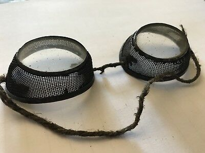 Antique Jewelers Safety Glasses