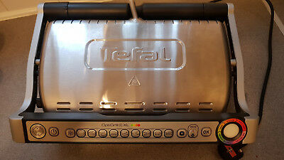 Tefal Optigrill Plus X-Large Grill with 9 Automatic Settings