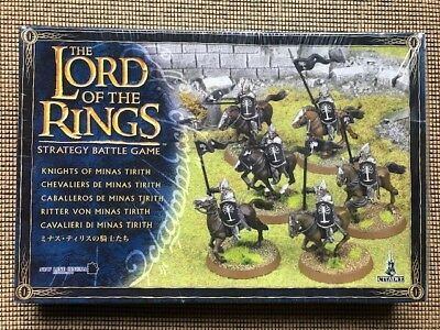 Lord of The Rings SBG Knights of Minas Tirith Citadel Miniatures GW 06-11