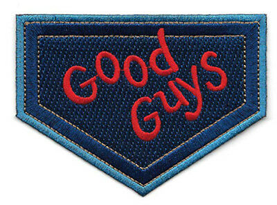 Chucky Good Guys Patch Embroidered Badge Horror Movie Child's Play Doll Costume