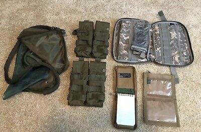 Assorted Military Tactical Gear