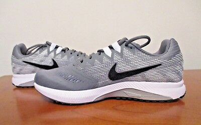 a3e5a8a84fa7f Nike New Zoom Span 2 Women s Size 9 Grey   White Running Shoes Free Shipping
