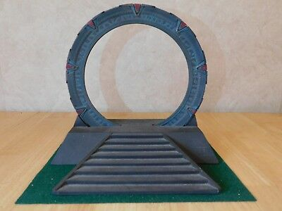 Stargate SG-1 Ring Model Officially Licensed working lights/sound EXTREMELY RARE
