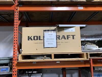Ice Machines - Kold Draft Bulk 8 units Ice machines only Includes 2 ice crushers