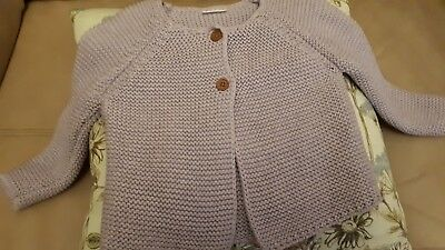 Knitted cardigan from  Next