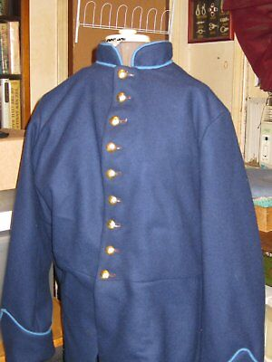 Civil War Federal Enlisted Frock Coat Reproduction Size 48
