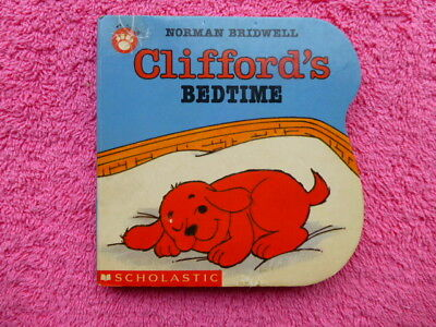 Clifford's Bedtime - Norman Bridwell - Inscribed & SIGNED by Author