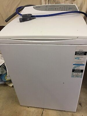 fisher and paykel top loader washing machine 8 Kg