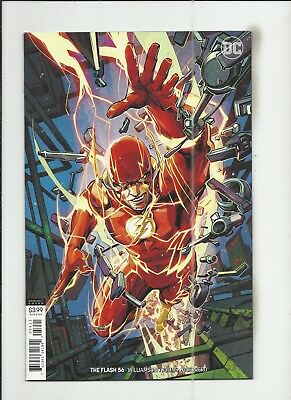 Flash #56 (2018) Howard Porter Variant Cover very fine+ (VF+) condition
