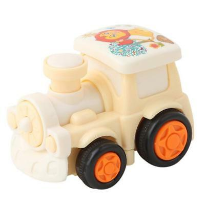 Push and Go Friction Powered Car Set of 4Pcs, Dump Truck Cement Mixer shan