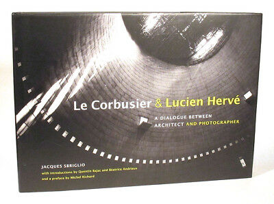 2011 LE CORBUSIER & LUCIEN HERVE International Style Modernist ARCHITECTURE OOP