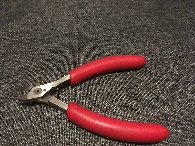 Snap-On Tools USA Flush Cutters Diagonal Side Wire Pliers E709BCG Electronic