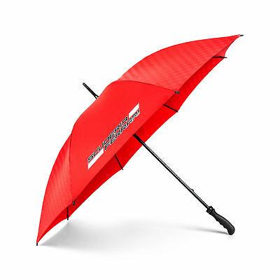 GENUINE Scuderia Ferrari Formula 1 Authentic 2018 Red Umbrella #130181054