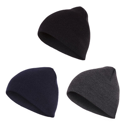 2af50f4bdd1d3f Casaba Beanies Hat Cap for Men Women Short Ski Toboggan Knit Winter Unisex