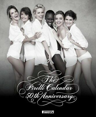 Calendario Pirelli 2014 - 50° anniversario THE CALL - KALENDAR