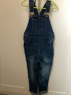 Boys Age 2-3 Dungarees, Next